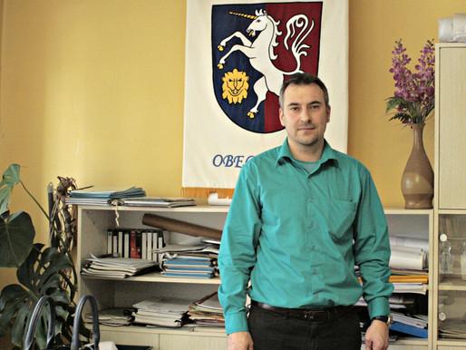 Dnes na otázky odpovídá starosta Cítova David Rameš