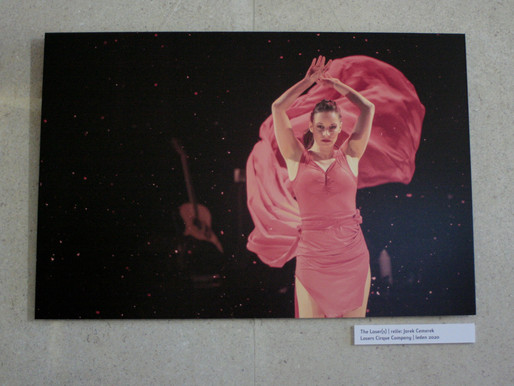 Divadelní fotografie se stala svébytným uměleckým oborem