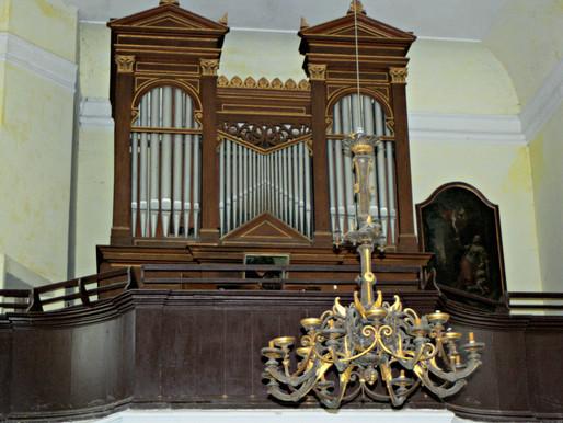 Cítovské varhany jsou zachráněny před zchátráním, chystá se jejich celková obnova