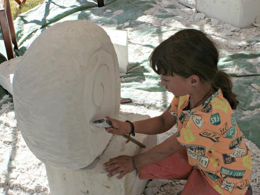 Jaké bylo mělnické léto 2020 aneb vzpomínky na Relaxační art park