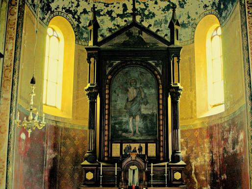 Kostelem se rozezní varhany