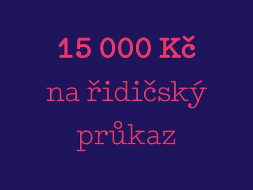 Do projektu Škoda neřídit je možné se přihlásit do 15. května