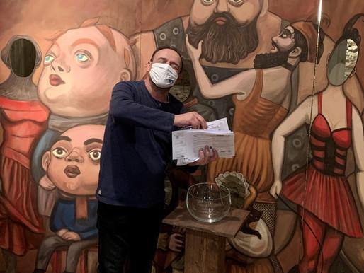Soutěž k výstavě Imaginárium bratří Formanů v mělnickém muzeu má své výherce!