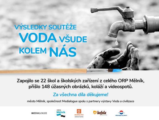 Galerie vítězů soutěže na téma Voda všude kolem nás
