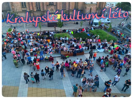 Kralupské kulturní léto 2021 nahradí Dny Kralup