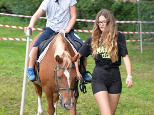 Mělnický festival sportu bojoval s počasím, i tak přišly více než tři stovky lidí