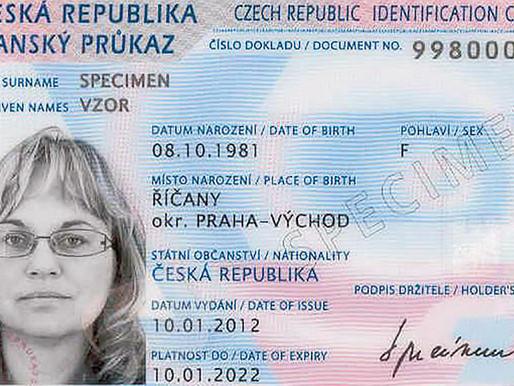 Nové správní poplatky za občanské průkazy!