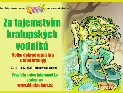 DDM Kralupy přeje skvělou zábavu při hře