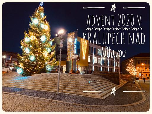 Advent 2020 v Kralupech nad Vltavou
