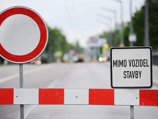Dopravní uzavírky v mělnickém regionu v nejbližších týdnech