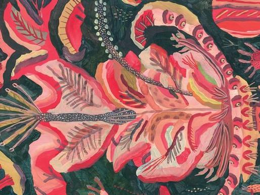 Rybí hubička růžová od Ester Nemjó