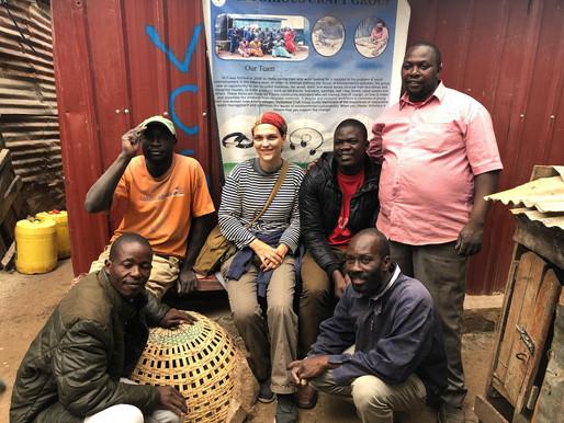 Spisovatelka Hana Hindráková pomáhá Africe po svém