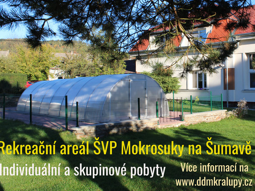 Dům dětí a mládeže Kralupy nad Vltavou zveřejnil termíny letních táborů pro děti