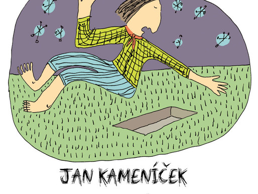 Jan Kameníček, malíř a spisovatel v Neratovicích