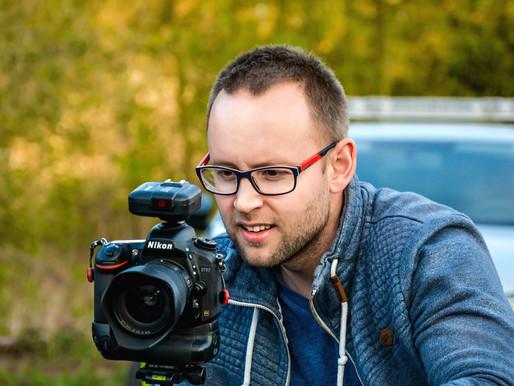 Fotograf Tomáš Lorenz: Chci zachytit střípek života. Moment, který se navždy spojí se vzpomínkou