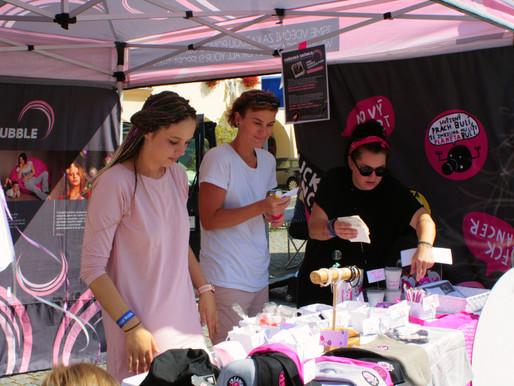 Pink Bubble: Jsme nadační fond pro děti s rakovinou