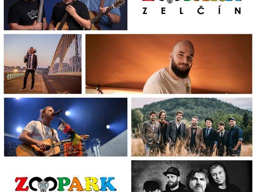 Do Zooparku Zelčín za zvířátky i za muzikou