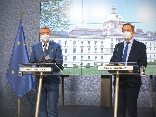 Vláda prodloužila podpůrný program Antivirus a schválila Národní strategii