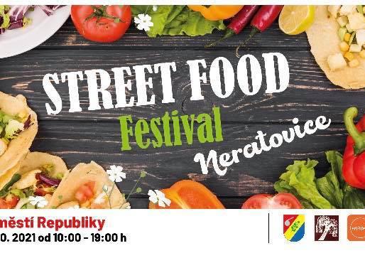 Street food festival poprvé v Neratovicích