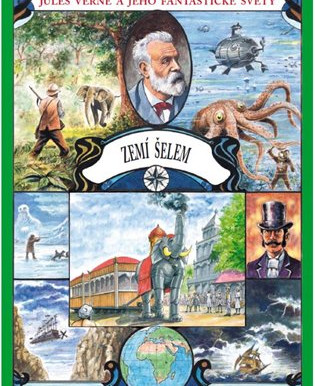 Z deníku Knihomolky: Parní slon na stránkách nového komiksu