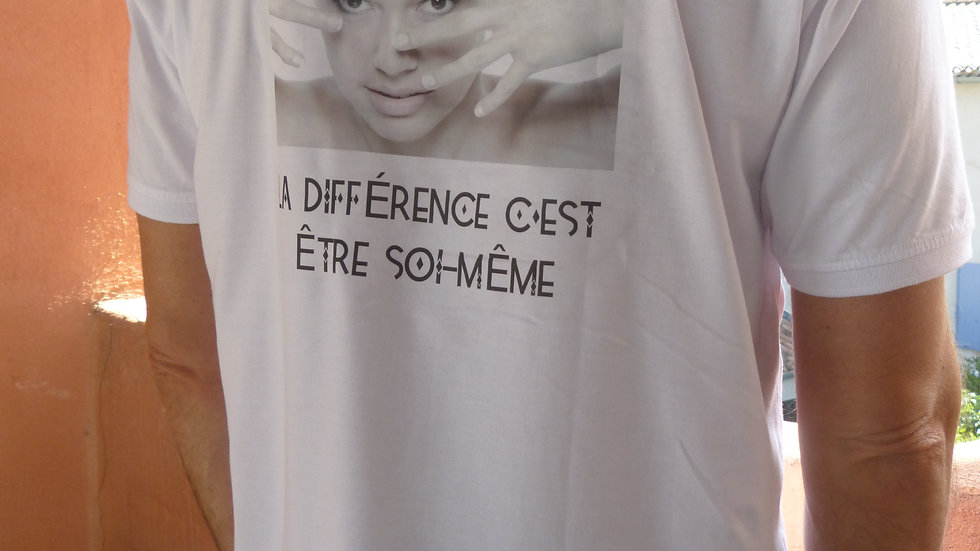 Tee-shirt homme Luniverselle