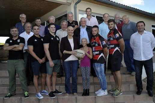 Equipe Match Rugby a XIII carritatif