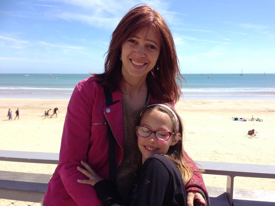 Expérience Dermofusion-Mère et fille