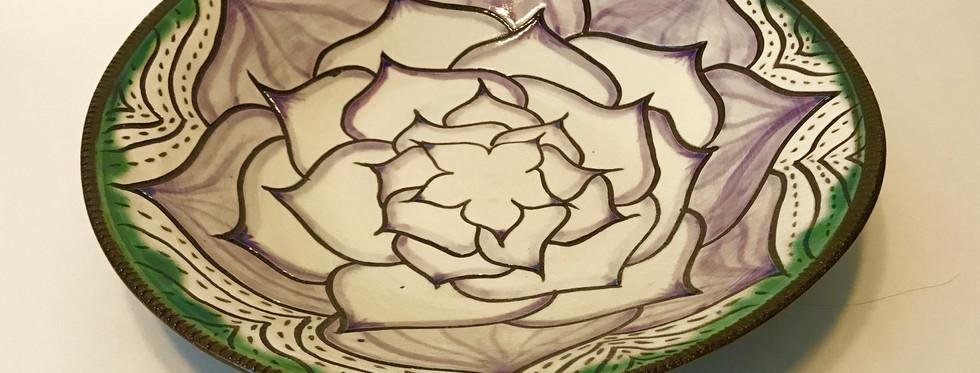 Lotus Blossom Bowl