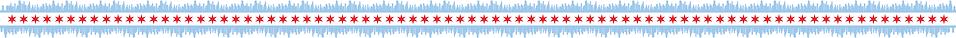 Chicago Skyline Flag