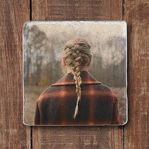 Taylor Swift Evermore & Folklore Album Cover Coasters