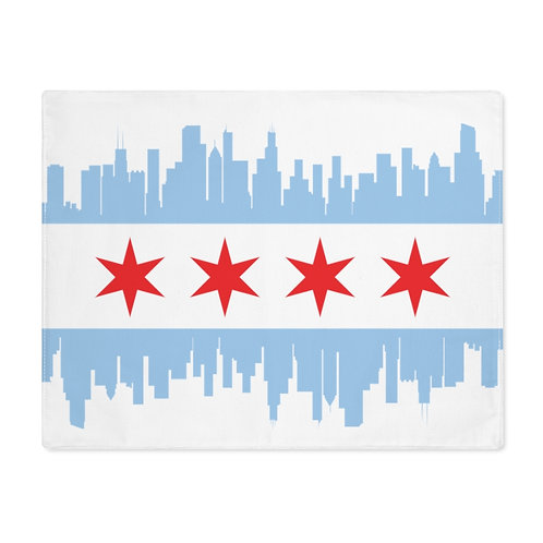 Chicago Skyline Placemat