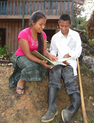 Family finds joy in sponsoring a special-needs child in Guatemala