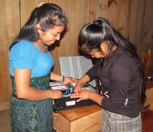 State of Jefferson Rotary E-Club helps improve lives of underserved girls in Guatemala