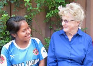 COVID-19 threatens education for Maya Jaguar students