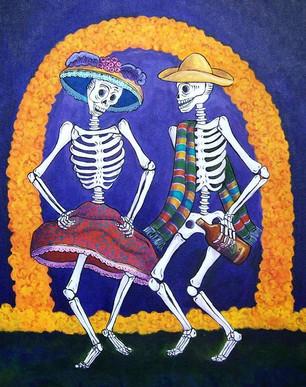 Join us for Dia De Los Muertos