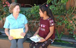 Literacy for underserved girls in Guatemala: Rotary partners with Adopt-a-Village