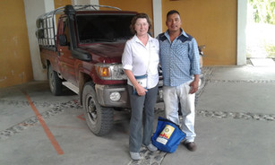 On the road to education and literacy: a journey to Guatemala