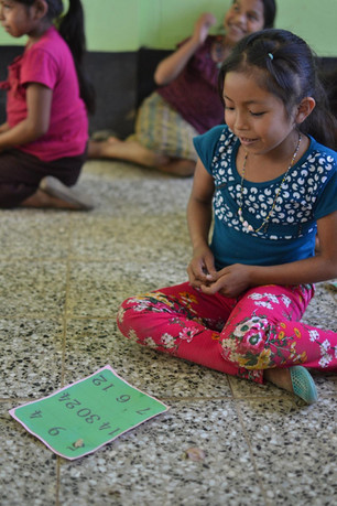 Breaking barriers: educating indigenous children in Guatemala