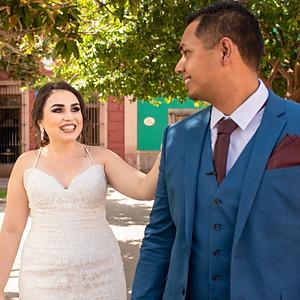 Katherine & Diego