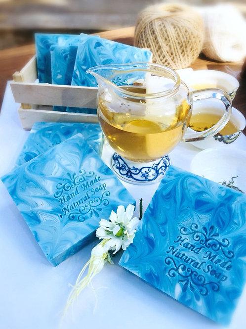 Имбирь и белый чай