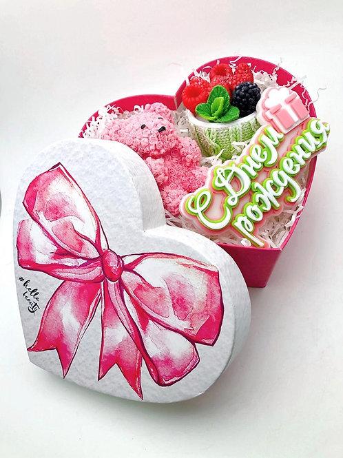 «Розовая мечта» подарок
