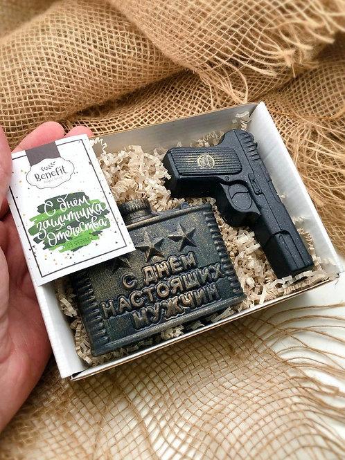 «Наградной пистолет» подарочный набор