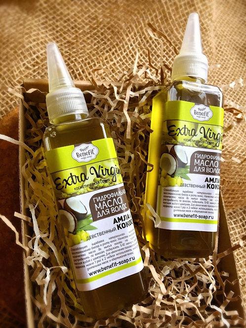 «Амла & Девственный кокос» масло