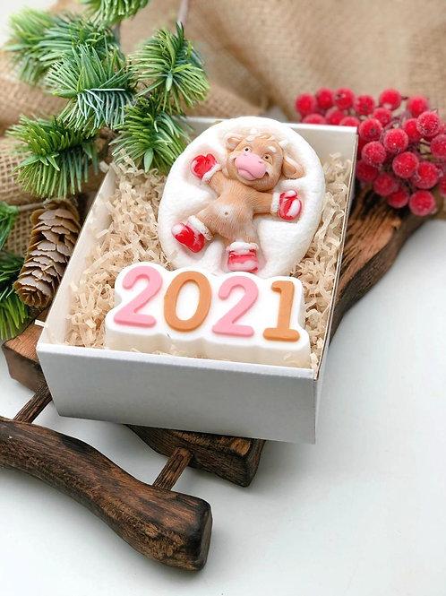 Гаврюша 2021»  Новогодний набор