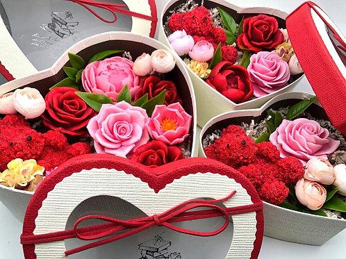 «Алое Сердце» набор для любимой
