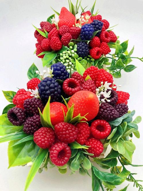 «Спелые ягоды» мини-композиция