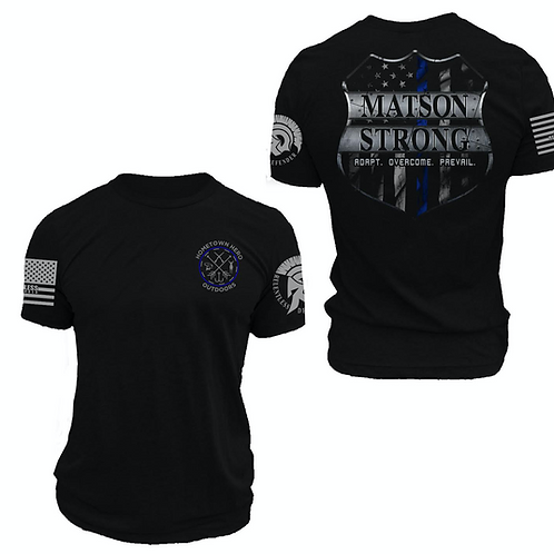 Matson Strong by Relentless Defender -PreOrder