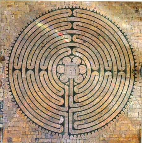 labyrinthe-de-chartres (France)