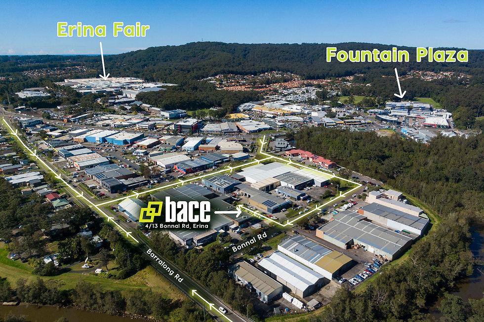 Bace Mind & Movement location