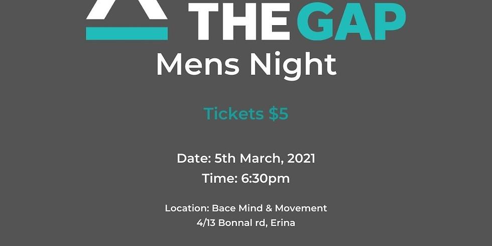 BTG Mens Night - March 5th